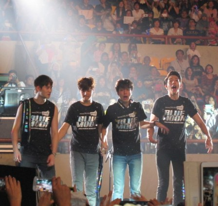 ki-ka : Jonghyun - Minhyuk - Yonghwa - Jungshin