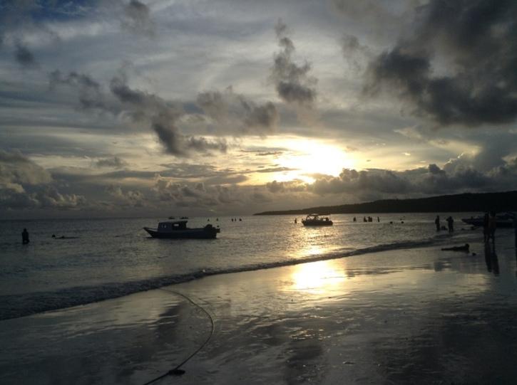 Sunset di Tanjung Bira
