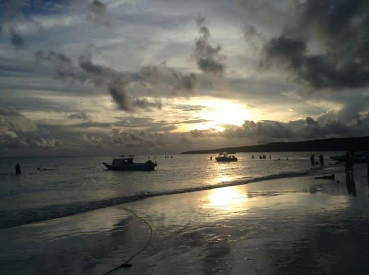Sunset di Tanjung Bira
