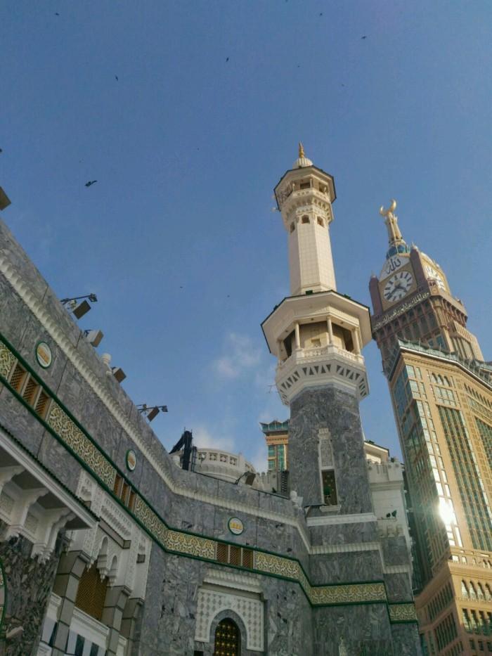 Masjidil Haram, Makkah